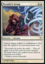 Magic MTG 4X STRETTA DI TERASHI GRASP TK