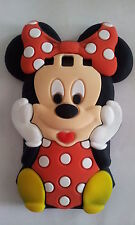 Cover for Mobile Silicone MINNIE7 for Samsung Galaxy S3