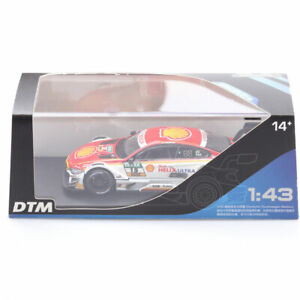 1:43 BMW M4 DTM Augusto Farfus Race Car Model Diecast Collection Gift Case Stand
