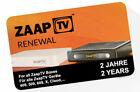 ZaapTV 2 Jahre ARABIC Renewal Verlängerung 409N,509N,609N,X,709N - Emailversand