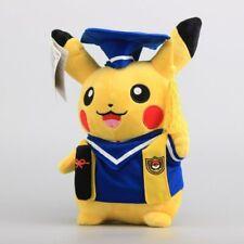 Pikachu Graduate plush 11'' 27cm
