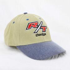 Original Dodge R/T logotipo us muscle car basecap gorra Trucker Cap béisbol nuevo