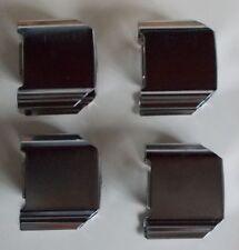 Distanziali paraurti ZINCATI Fiat 500 /600 - Kit 4 pezzi
