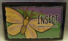 Insect Adventure Book, Small Pop-Up Book, Arby's Restaurant, HC, 2000