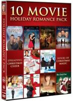 10 Movie Holiday Romance Pack [New DVD]
