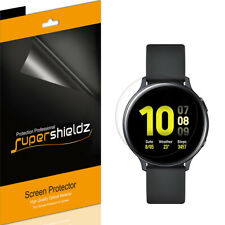 3X Supershieldz Clear Screen Protector for Samsung Galaxy Watch Active 2 (44mm)