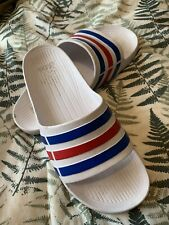 Mens Adidas Sliders Size 9