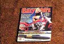 EASYRIDERS MAGAZINE FEB 1989 VERY FINE BIKER HOT BABES CHICKS MOTORCYCLES