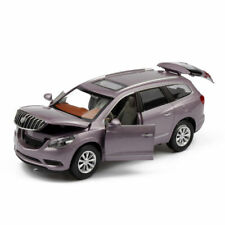 Buick Enclave Model Cars 1:32 Toys  Sound & Light Gifts Alloy Diecast Purple New