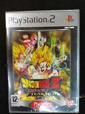 Dragon Ball Z Budokai Tenkaichi videojuego play 2 pal nuevo y precintado