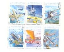 Aviation Alderney Regional Stamp Issues