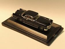 1956 CONTINENTAL MARK II - HO SCALE - OXFORD DIECAST #LC56001 - BLACK