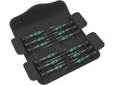 Wera Kraftform Micro-Set/12 SB 1 Elektroniker-Schraubendrehersatz, 12-teilig
