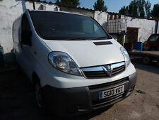 Vauxhal vivaro 2700 swb 2ltr cdti 2010 spares or repair