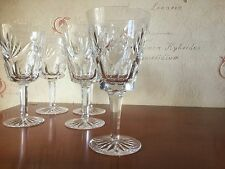Waterford Crystal Ashling grandes wine/water Copa (hasta 5 Disponibles)