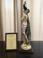 "Giuseppe Armani ""Vanities"" Limited Edition Figurine - 1691C Original Box Coa"