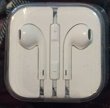 Genuine New In Box Sealed Apple Earphones Headphones Bud White