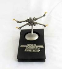 Vintage Star Wars Rawcliffe Fine Pewter X-Wing Fighter RF952 - LE #2965 of 15000