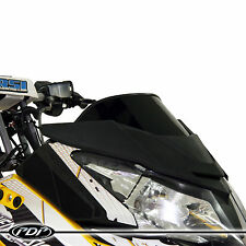 2013+ Ski Doo SUMMIT T-3 / SP / Snowmobile Windshield _ BLACK XM XS WINDSHIELD