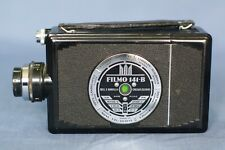 "Rare Find: 1938  Bell & Howell Filmo 141-B 16mm movie camera in ""Art Deco"" style"