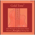 Goldtone MBLS - Jeu cordes pour Micro basse
