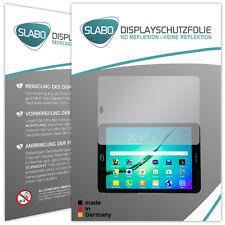 """Slabo Displayschutzfolie für Samsung Galaxy Tab S3 (2er Set) MATT """"No Reflexion"""""""