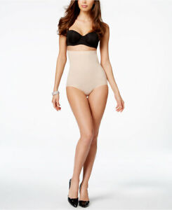 SPANX Higher Power Panties Soft Nude Size Small Style #2746