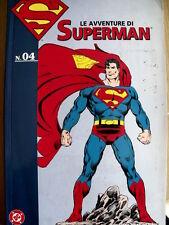 Le Avventure di Superman n°4  Planeta De Agostini  [SP2]