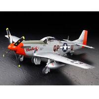 60322 Tamiya 1/32 P-51D Mustang 1/35th Plastic Kit Assembly Kit 1/32 Aircraft