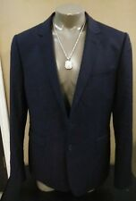 Men's Ted Baker POP Wool Blazer Size 42L Retail For $545