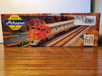 Athearn HO Scale 1398, 50 FT Flat Southern Pacific