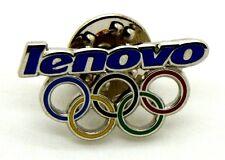 Pin Spilla Olimpiadi Torino 2006 - Sponsor Lenovo (Metallo Specchiante)