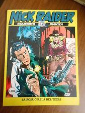 NICK RAIDER squadra omicidi n.121 -fumetto d'autore