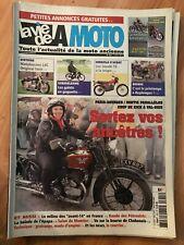 LA VIE DE LA MOTO N°655 de 2011 - ANCÊTRES, GOGUETTE, MOTOBECANE L4C TWIN - Cb5