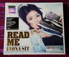 Fiona Sit ( 薛凱琪 ) ~ Read Me ( Hong Kong Press ) Cd