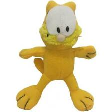 """MULTIPET 4"""" GARFIELD OFFICIALLY LICENCED CAT TOY CATNIP #20734. FREE SHIP TO USA"""