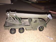 SOLIDO 1/50 CAMION MILITAIRE  KAISER JEEP  GRUE