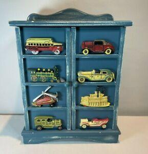 "Old Fashioned Transportation 11"" Kid's Cabinet Truck, Car, Boat, Plane, Train"
