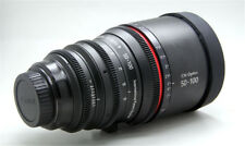 Cinematics Cine lens sigma 50-100mm T2.0 EF for Canon mount BMPCC,  RED RAVEN