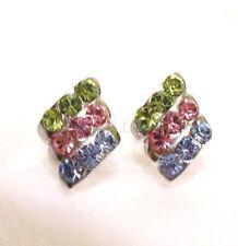 Diamant Mode-Ohrschmuck mit Kristall-Hauptstein für Damen