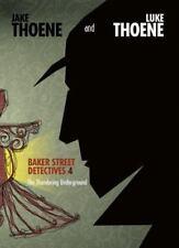 BAKER STREET DETECTIVES 4 BY JAKE THOENE AND LUKE THOENE-HARDCOVER BOOK-2006