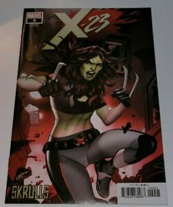 X-23 #9 LUPACCHINO SKRULLS VARIANT NM MARVEL COMICS WOLVERINE COMBINED S/H $5