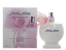 Anna Anna Women's Eau De Toilette Spray Perfume 3.3 OZ