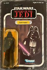 Star Wars Kenner Vintage DARTH VADER  1983 65 Back ROTJ MOC