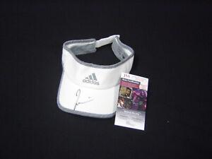 NAOMI OSAKA Signed New White Adidas Tennis Hat Visor  COA - JSA