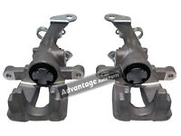 FITS VAUXHALL CORSA Mk3 D 2006-2014 REAR LEFT & RIGHT BRAKE CALIPERS -OE QUALITY