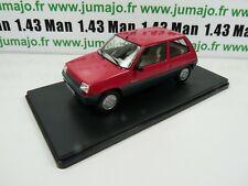 VQ23 Voiture 1/24 SALVAT Models : RENAULT 5 GTL 1985 SUPERCINQ