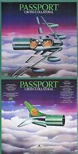 "Passport ""Cross-Collateral"" opera di 1975! con il ""Albatros Song""! NUOVO CD!"