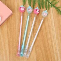 6pcs Cute Cartoon Kawaii Cute strawberries Gel Ink Roller Ball Point Pen School