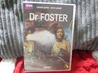 "COFFRET 2 DVD NEUF ""DR FOSTER - SAISON 1"" Suranne JONES, Bertie CARVEL / BBC"